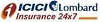 ICICI Lombard General Insurance logo