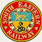 South Eastern Railway logo